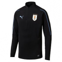 Puma Uruguay 1/4 Training Top (BLK)
