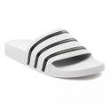 Adidas Adilette Slide (WHT)