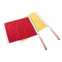 Kwik Goal Referee Linesman Flags