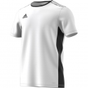 Adidas Entrada 18 Jersey Youth (WHT)