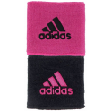 Adidas Interval Reversible Wrist Band (PNKBLK)