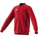 Adidas Condivo 18 Presentation Jacket (Youth (RED)