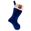 FC Barcelona Christmas Stocking (BLU)