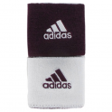 Adidas Reversible Wristbands (BLKWHT)