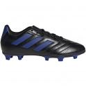 Adidas Goletto VII FG J (BLKBLU)