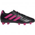 Adidas Goletto VII FG J (BLKPNK)