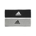 Adidas Reversible Headband (BLKGRY)