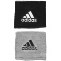 Adidas Reversible Wristband (BLKGRY)