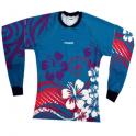 Reusch Maui GK Top (BLU)