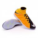 Nike Jr. HypervenomX Proximo 2 DF IC (YEL)